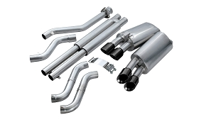 Corsa 96 C4 Corvette LT1/LT4 Sport Cat-Back Exhaust w/ Quad 3.5