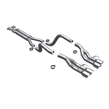 Magnaflow 06-13 C6Z Corvette Competition Series Cat-Back Exhaust w/ Quad 4