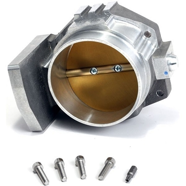 BBK 09-13 C6 Corvette, Z06, ZR1, & 10-15 Camaro V8 LS3/LS7/LS9 95mm Throttle Body
