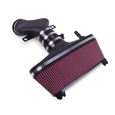 Airaid 01-04 C5 Corvette Cold Air Intake (DRY RED)