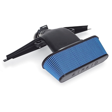 Airaid 05-07 C6 Corvette LS2 Cold Air Intake (DRY BLUE)