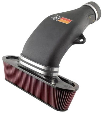 K&N 06-13 C6 Corvette Z06 LS7 Cold Air Intake FIPK
