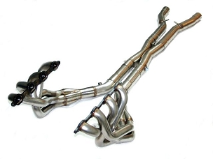 LG 06-13 C6 Corvette Z06 Super Pro Long Tube Headers