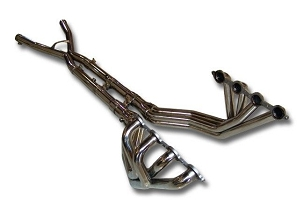 LG 05-13 C6 Corvette LS2/LS3 Street Series Long Tube Headers
